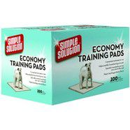 Simple Solution Economy Puppy Training Pads - 100 pack