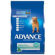 Advance Canine Dental Large + Breed, Chicken 15kg Plus Free Greenies 340gm