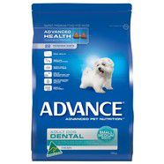 Advance Canine Dental Small/Medium Breed 3kg