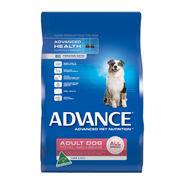 Advance Canine Total Wellbeing All Breed, Lamb & Rice 3kg
