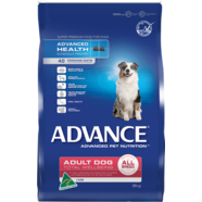 Advance Canine Total Wellbeing All Breed, Lamb & Rice 8kg