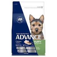 Advance Canine Puppy Toy Breed Rehydratable 8kg