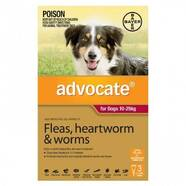 Advocate Dog Red (10-25kg) 3pk