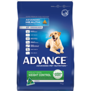 Advance Canine Weight Control Large + Breed, Chicken 7kg