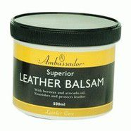 Ambassador Leather Balsam 500ml