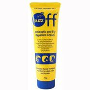 Buzz off  Antiseptic fly Repellant Cream 75g