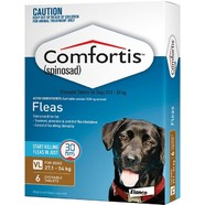 Comfortis for Extra Large  Dogs 27.1- 54kg 6 pack