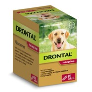 Drontal 35kg Tablet packet of 70