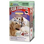 Fido's Home Solution Flea Control Pack