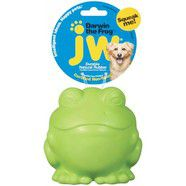 Darwin the Frog Squeaky Toy Medium
