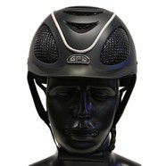 GPA Speed Air Helmet  Black and Grey