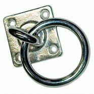 Hitching Ring With Swivel Base