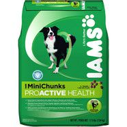 Iams Mini Dog Chunks 13.6kg