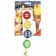 Insight Bird Toy Lattice Chain