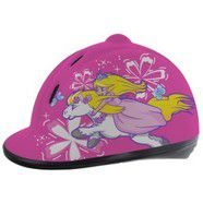 Kidzamo Hot Pink Kids Horse Riding Helmet
