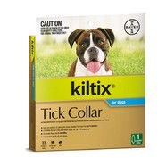 Kiltix Collar - Tick Collar for Dogs
