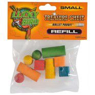 LuckyBird Treasure Chest Refills Small