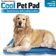 Green Shop Cooling Pet Pad: Large  89 x 60cm