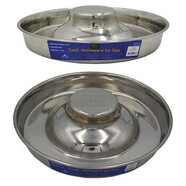 Puppy Saucer Pan - Stainless Steel 38cm (15 inch)