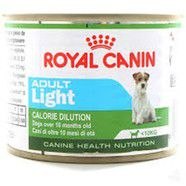 Royal Canin Canine Mini Adult Light Cans 12 x 195gm