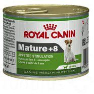 Royal Canin Canine Mini Mature Cans 12 x 195gm