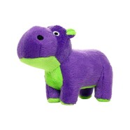 Tuffy Mighty Safari Herb the Hippo Junior Dog Toy