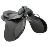 Tekna Childs Saddle Black