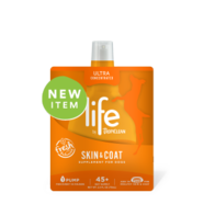 Life Skin & Coat Supplement for Dogs 75mls
