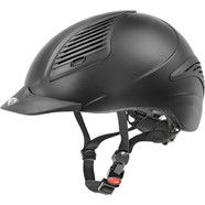 Uvex Exxential horse riding Helmet Black