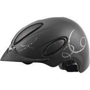 Uvex Perfexxion Glamour black horse riding helmet