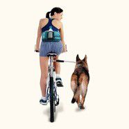 Walky Dog Bike Trainer