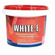 White E Horse Powder 1.5kg Natural Vitamin E Supplement