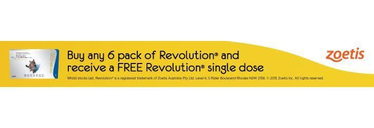 Revolution 1 month free