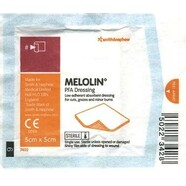 Melolin Wound Dressing (Non-Adhesive) 5 x 5cm - Single