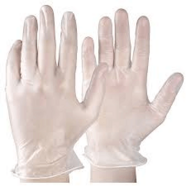 Disposable Latex Gloves - Single Pair