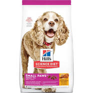 Hill's Science Diet Adult 11+ Small Paws Senior Dry Dog Food