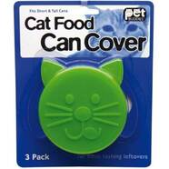 Cat Food Can Cover 3 pack