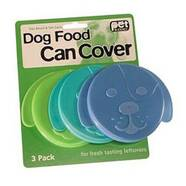 Dog Food Can Cover 3 pack