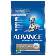 Advance Canine Dermocare All Breed, Tuna & Rice 15kg , Plus Bonus FREE Zoom Groom