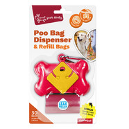 YD Poo Bag Dispenser and refill