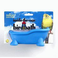 Bird Bath Inside the cage - Bath Shaped