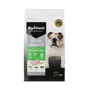 BlackHawk Canine Adult Chicken & Rice 3kg