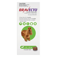 Bravecto for Medium Dogs 10 -20kg Single Chew