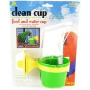 Clean Cup Food and Water Cup Large