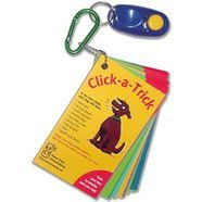 Click-A-Trick Card Set with Clicker