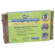 Critter Ware Lounging Logs Medium