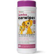 Ear Wipes Jumbo 80 pack