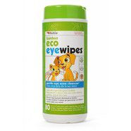 Bamboo Eco Eye Wipes Jumbo 80 Pack