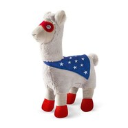 Fringe Studio Llama to the Rescue Plush Dog toy