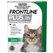 Frontline Plus Cat 3pk